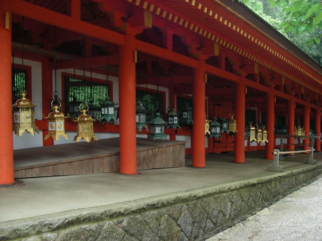 Kasuga templo