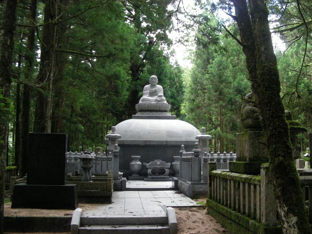 Monte Koya mausoleo