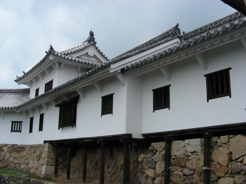 Exterior del castillo