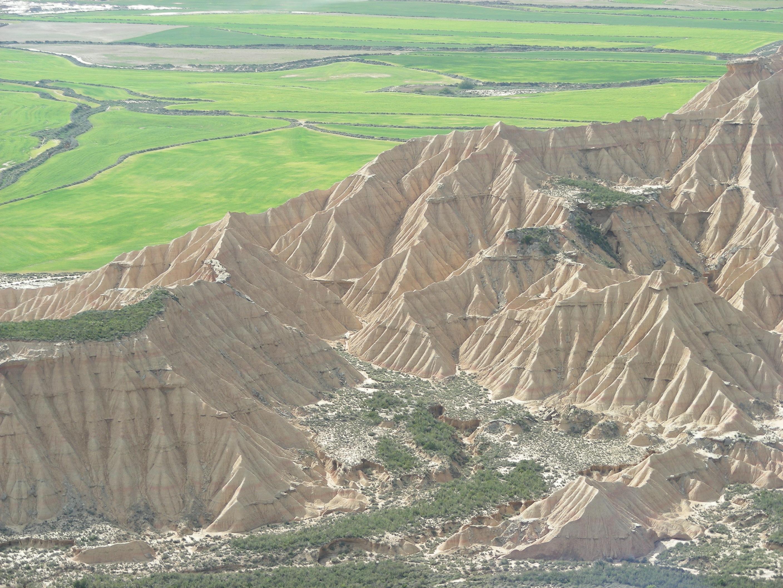 Navarra desierto