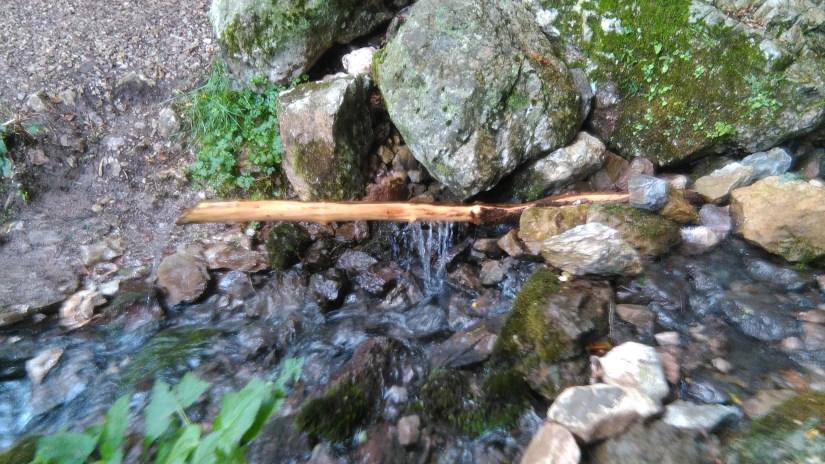 Fuente en eslovenia