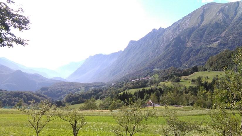 Etapa del Alp Adria Trail