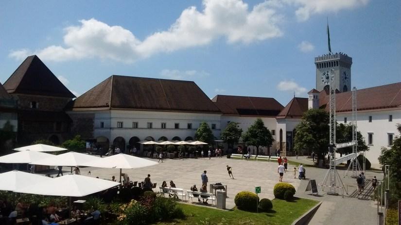 Castillo en Bled