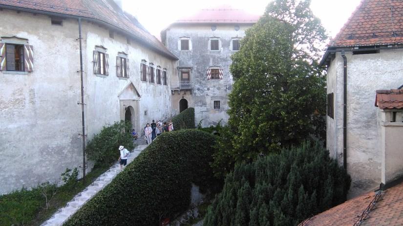 Calles medievales de Liublana