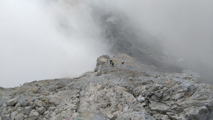 Ascension al Triglav