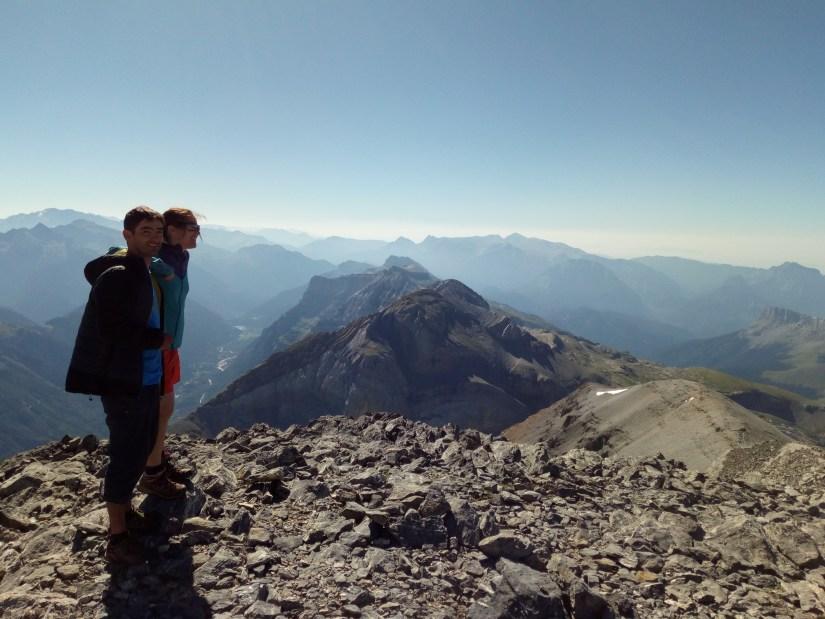 Cumbre Pico de las Solas