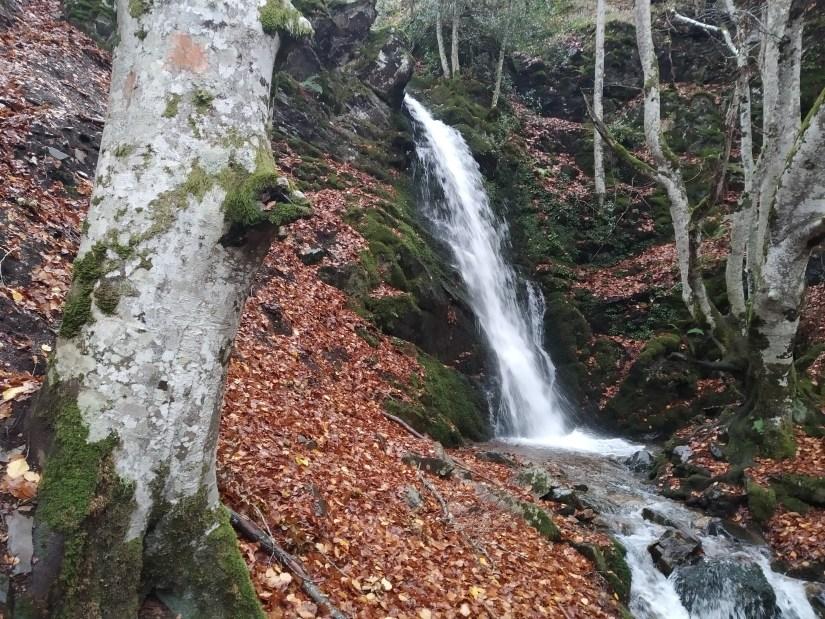 Cascada de Burgos