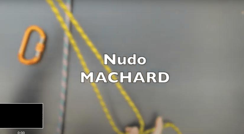 Video Nudo Machard
