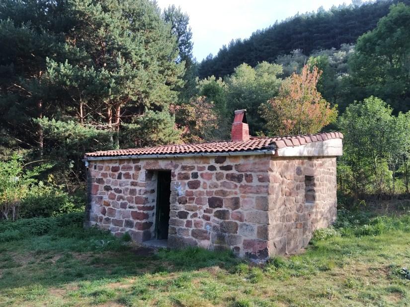 Refugio de Zarcia