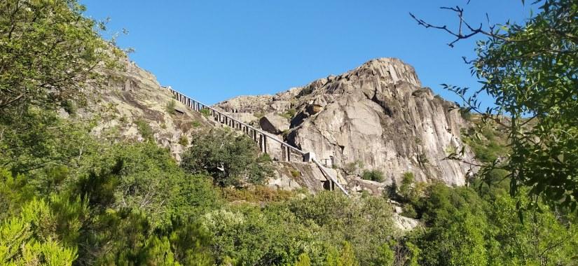 Torreón y Calvitero por la laguna