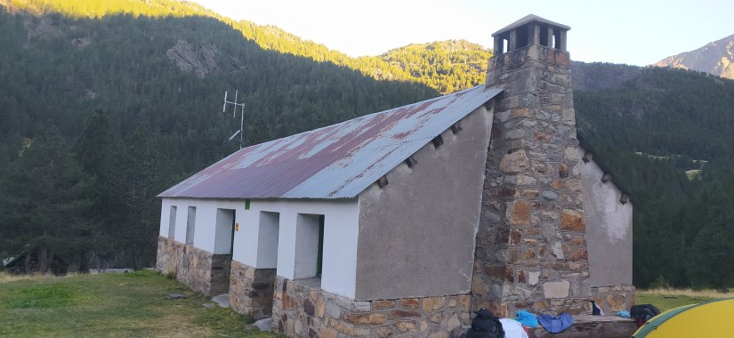 Refugio de Tabernés