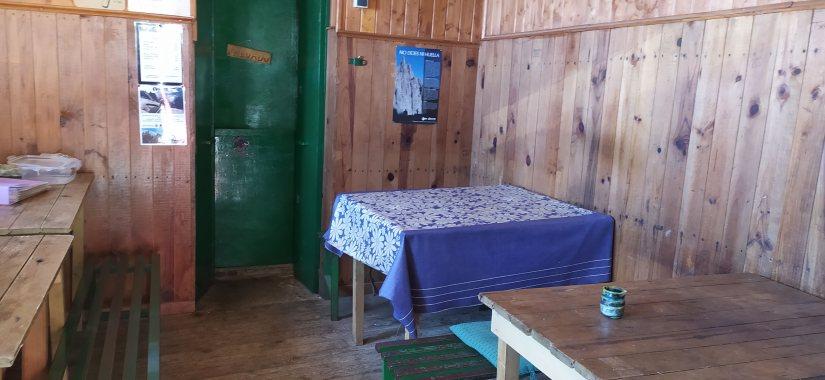 Refugio Victory en Gredos