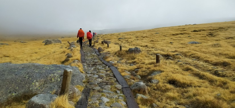 Ruta al Pico Almanzor