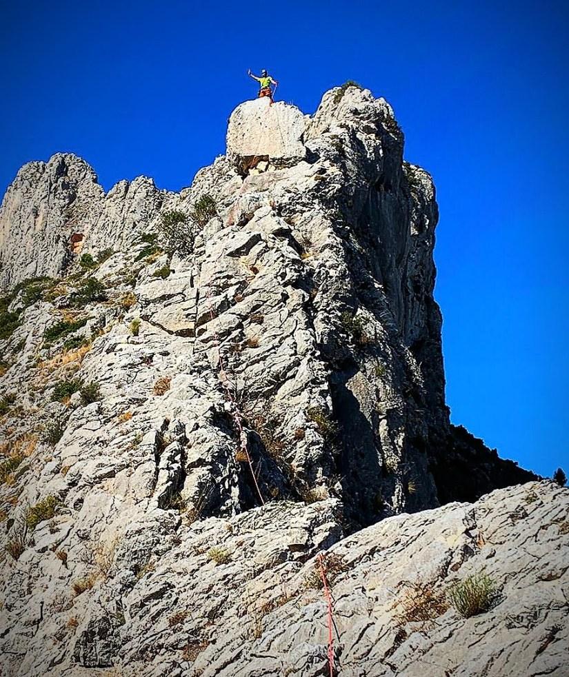Cresta de Benicadell