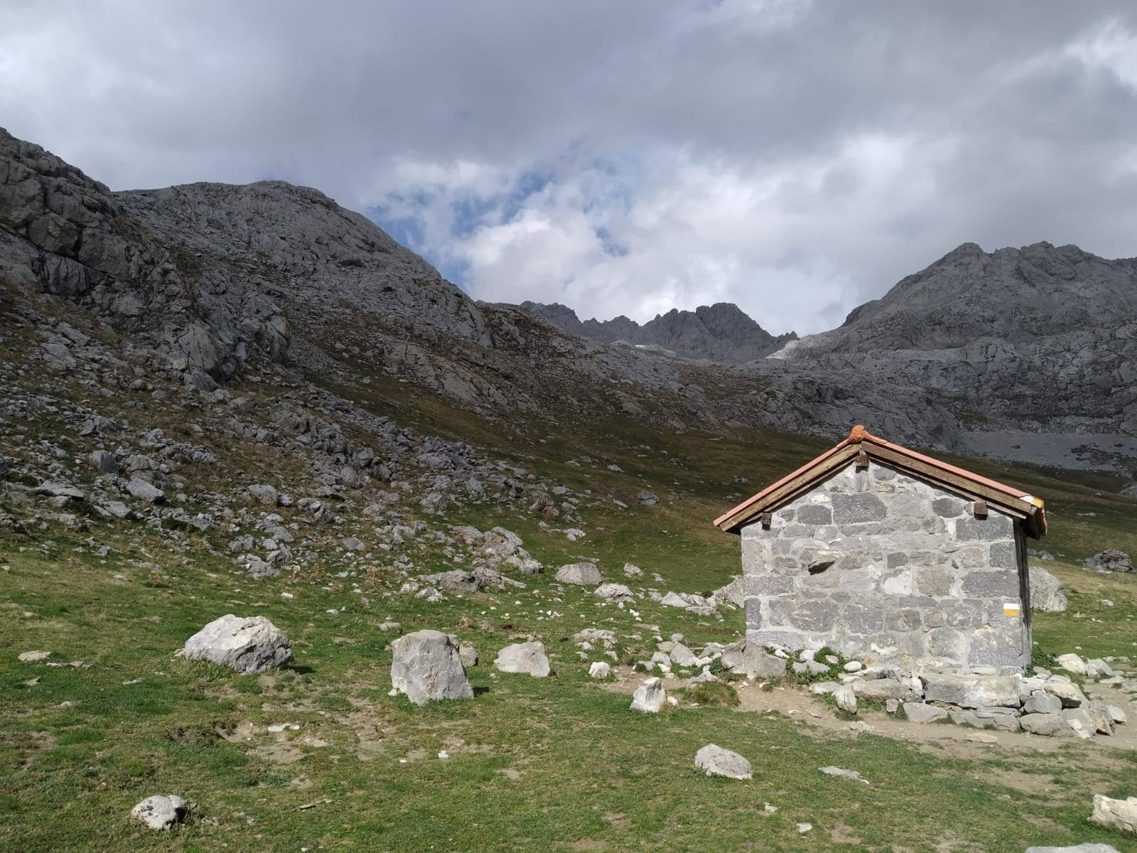 Refugio Cabaña de Liordes
