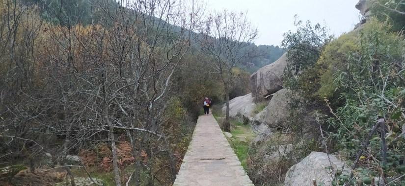 Ruta al Puente los Poyos