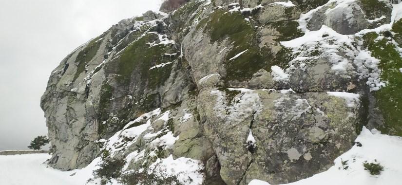 Rocas heladas