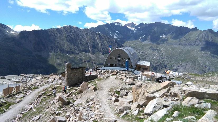 El Refugio Vittorio Emanuel II
