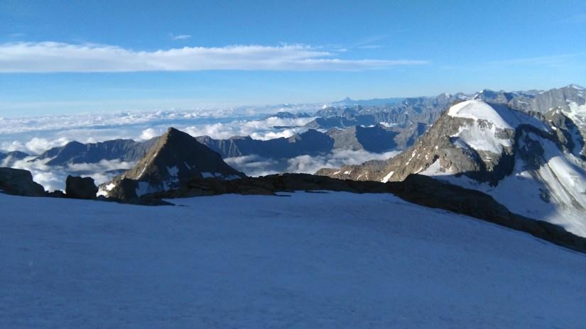 Glaciar del Gran Paradiso