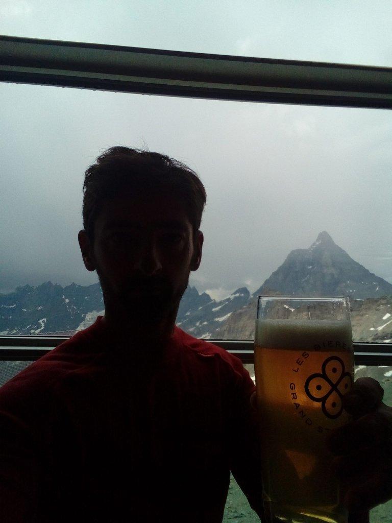 Cerveza montaña