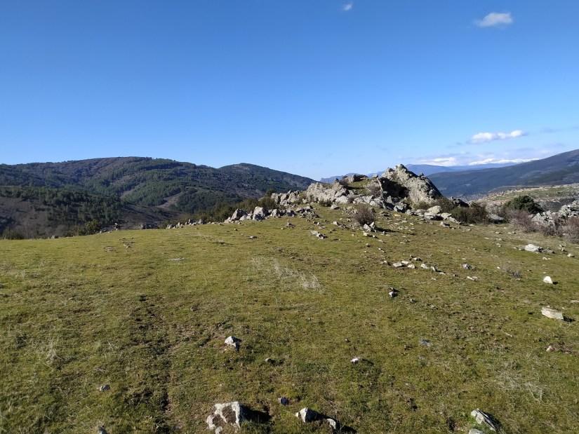 Ruta circular desde Puebla de la Sierra