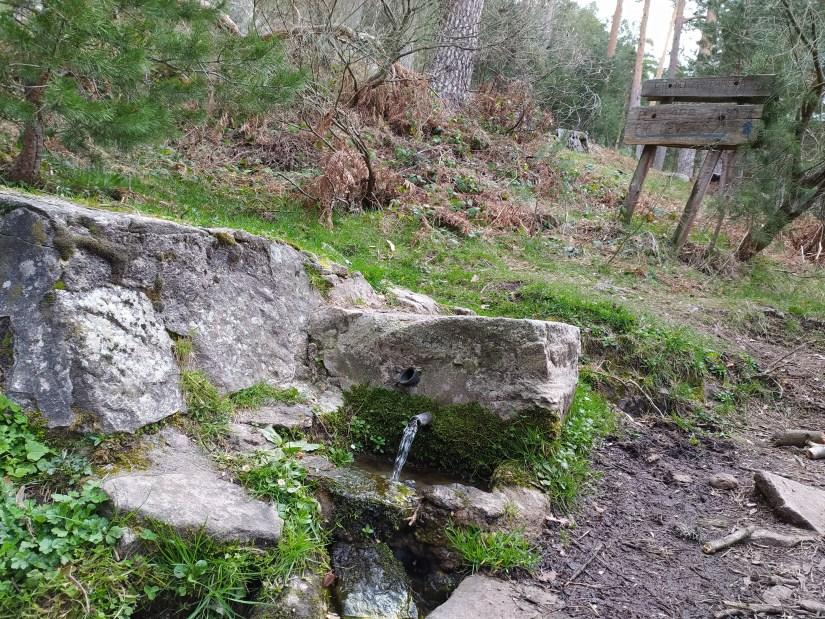 Fuente del Montañero