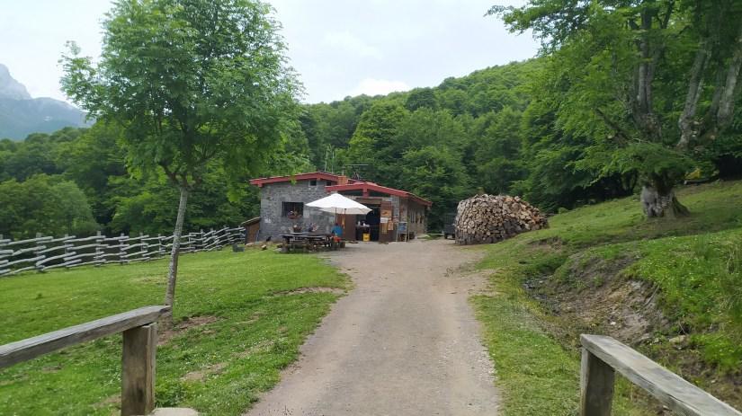 Refugio de Vegabaño