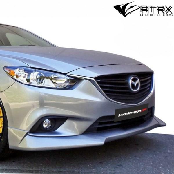 Body Kit Faldones Lip Estribos Difusor Israel Mazda 6 2013