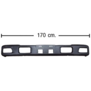 Front Bumper For ISUZU NPR 150 2009 (3)