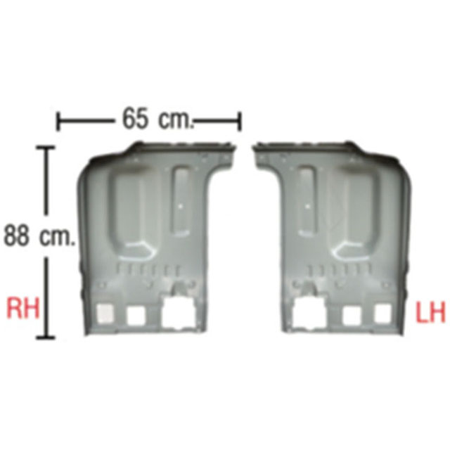 Rear Pillar Inner For ISUZU DECA 360