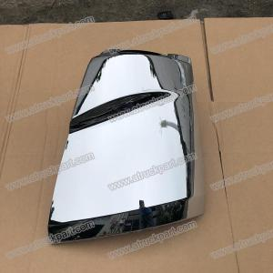 Chrome Corner Panel For FUSO CANTER 2010