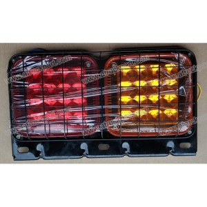 Truck Tail Lamp for HINO ISUZU FUSO UD FDL0022