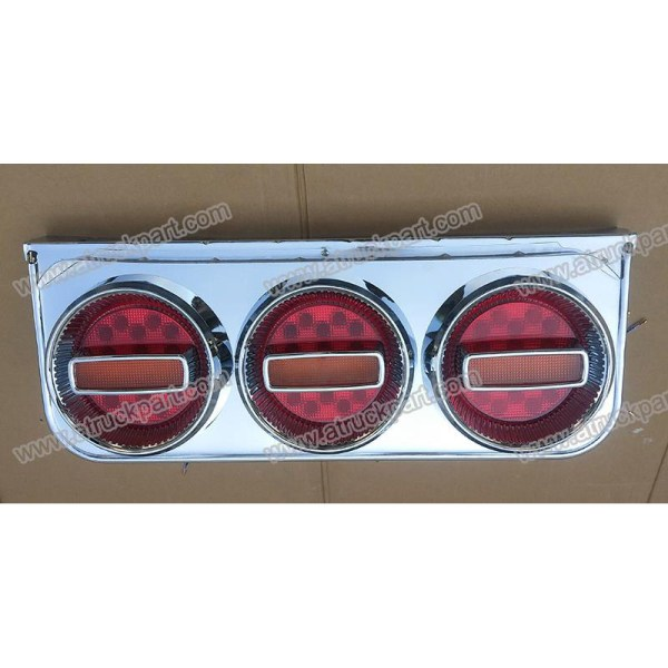 Truck Tail Lamp for HINO ISUZU FUSO UD FDL0201