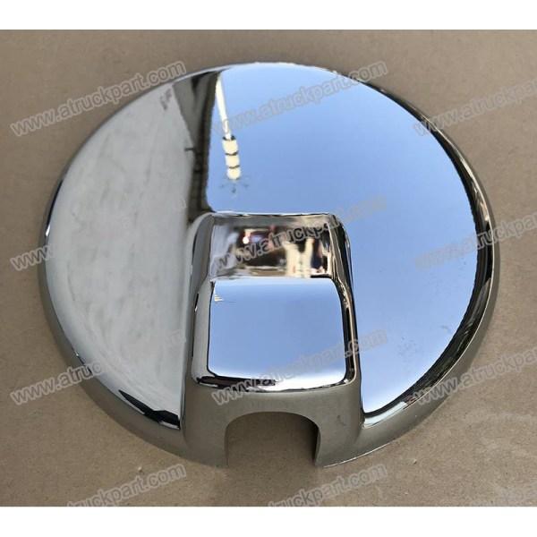 Chrome Mirror Cover for HINO ISUZU FUSO UD FDM003