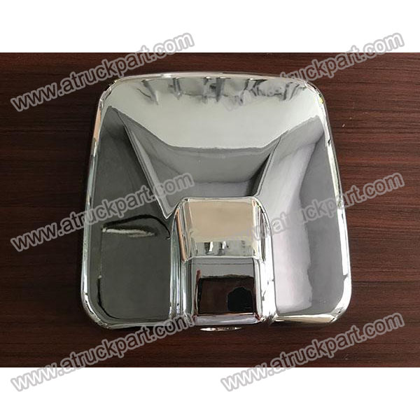 Chrome Mirror Cover for HINO ISUZU FUSO UD FDM016