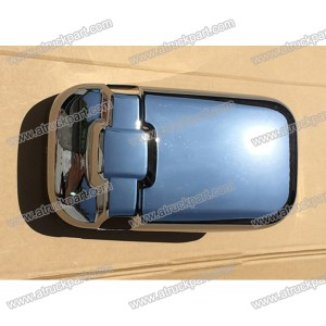 Chrome Mirror Cover for HINO ISUZU FUSO UD FDM027