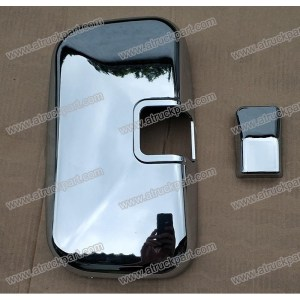 Chrome Mirror Cover for HINO ISUZU FUSO UD FDM030
