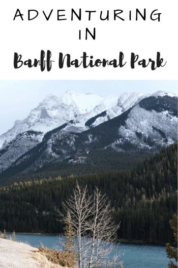 Banff National Park Adventures Canadian Rockies