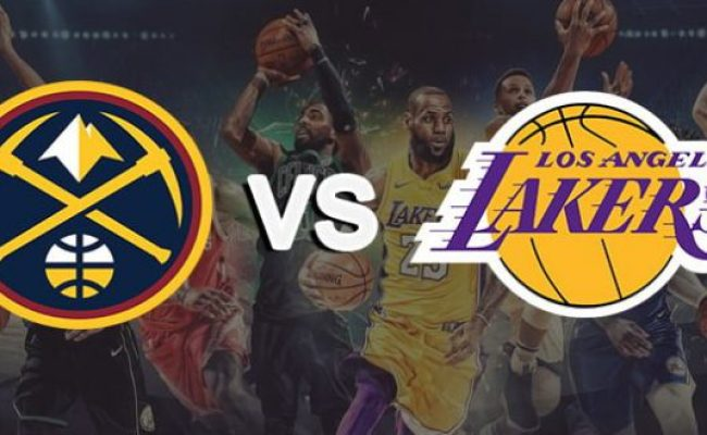 Denver Nuggets Vs Los Angeles Lakers Betting Preview
