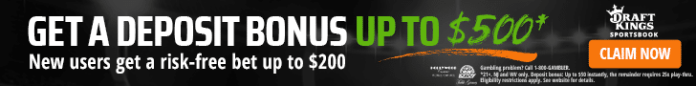 Signup Now At Draftkings