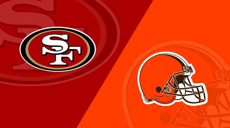 Cleveland Browns @ San Francisco 49ers