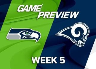 Los Angeles Rams at Seattle Seahawks