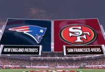 New England Patriots or San Francisco 49ers Odds