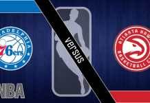 Philadelphia 76ers vs Atlanta Hawks