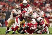 San Francisco 49ers at Arizona Cardinals Odds