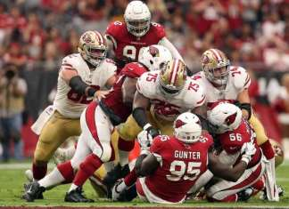 San Francisco 49ers at Arizona Cardinals Odds