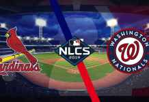 St. Louis Cardinals @ Washington Nationals