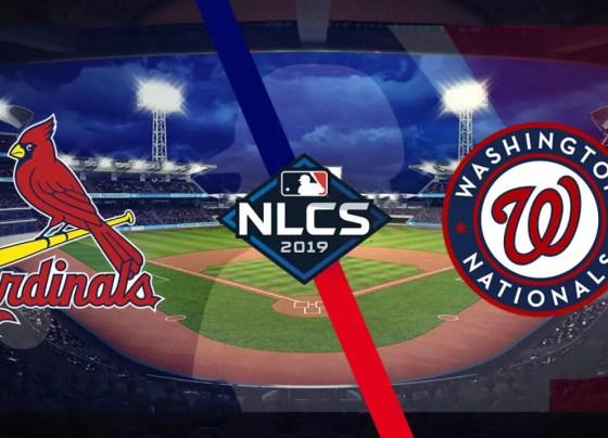 St. Louis Cardinals @ Washington Nationals