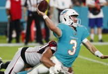 miami dolphins winless odds