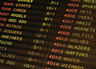 sports gambling odds